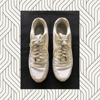 AirMax 90's All White