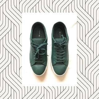 Jade Green Lacoste Shoes