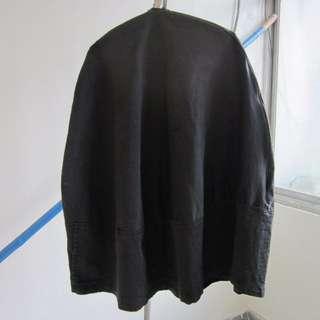 古著特殊款黑色長裙