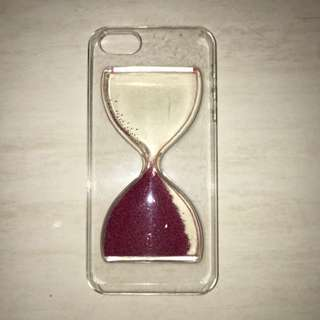 Hourglass Iphone Case 5/5S