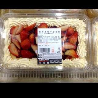 Costco草莓千層蛋糕(((代購價350元