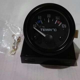 Water Temp Meter Gauge