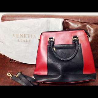 Venetia Bag, used once