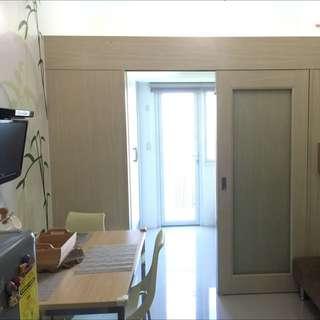 1BR w/Balcony Condo Unit for Rent @ Light Residences