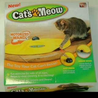 BN Motorised Wand Cat Toy
