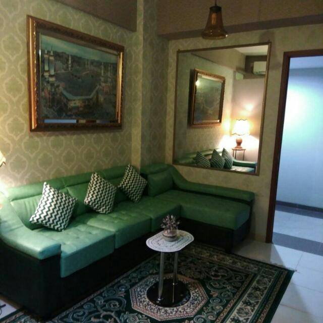 2 Bed Room At Green Lake View Ciputat For Rent