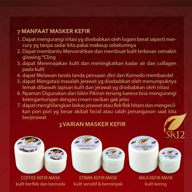 3 Variant Masker Kefir.
