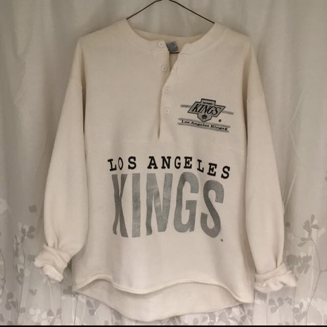 90's LA Kings Crewneck