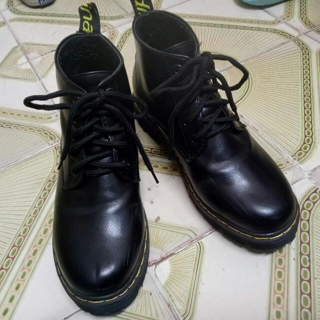割愛♥ 馬丁靴 鞋