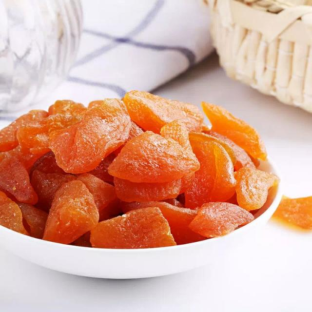 ♥ 夯  零嘴 ♥ 紅杏果 水果乾  100g