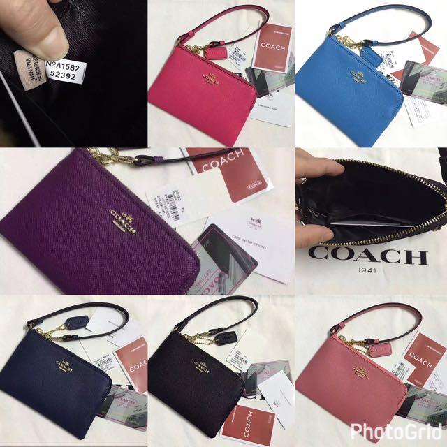 美國🇺🇸 Coach52392 零錢包 手拿包