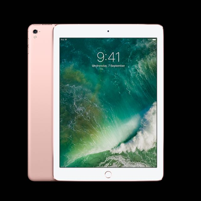 iPad Pro 9.7 Wifi+cellular 32Gb Rose Gold Unlocked
