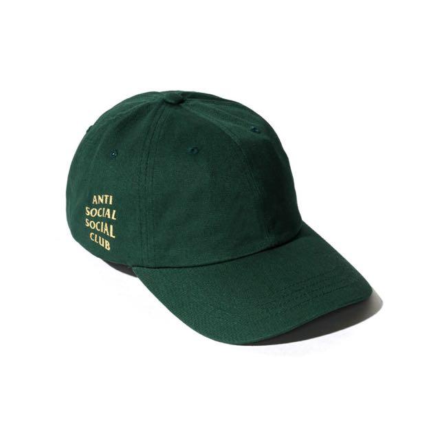 ASSC WEIRD CAP: SPRUCE