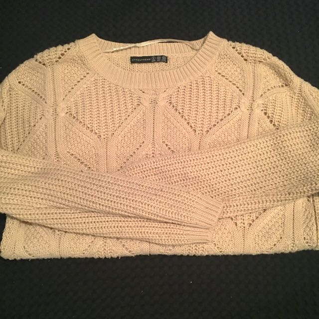 Atmosphere knit