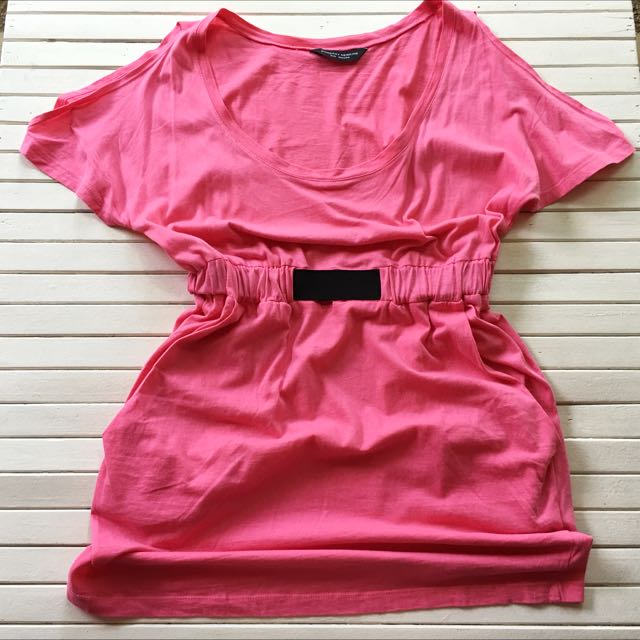 Authentic Dorothy Perkins Pink Dress Size 12