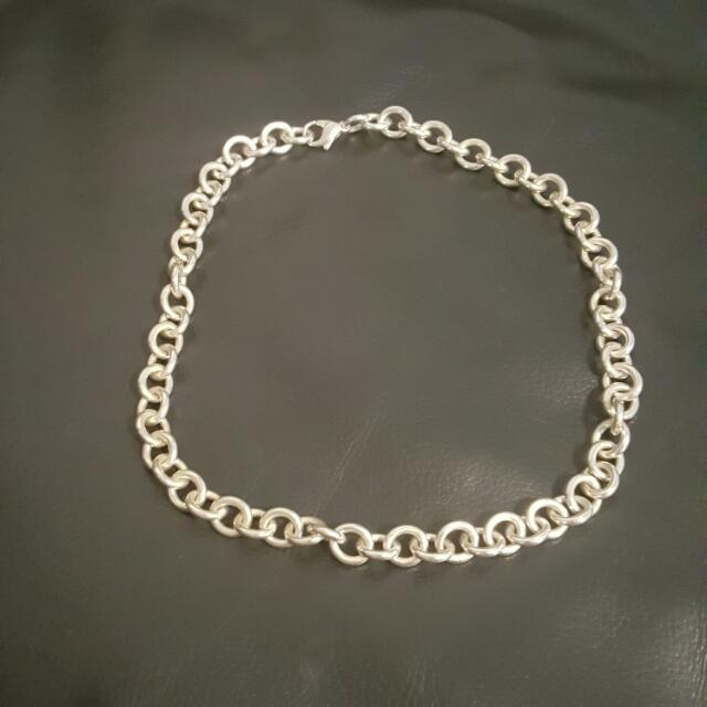 Authentic Tiffany & Co Choker Necklace (receipt included)