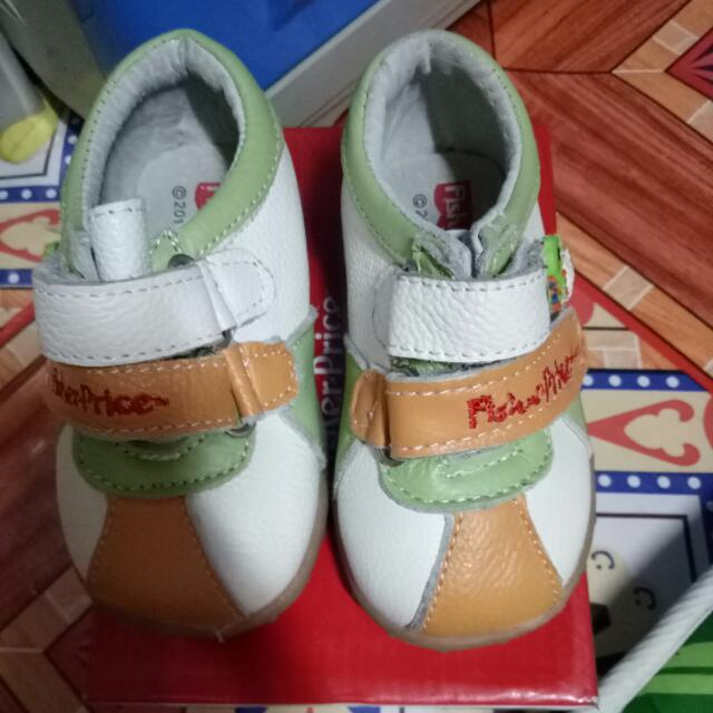 Baby shoes 10 months old
