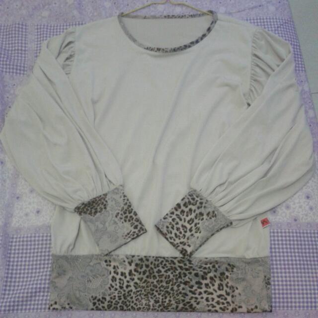 Baju Corak Macan