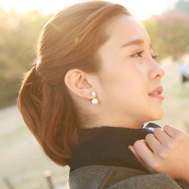 🆕Sterling Silver Beaded Earrings