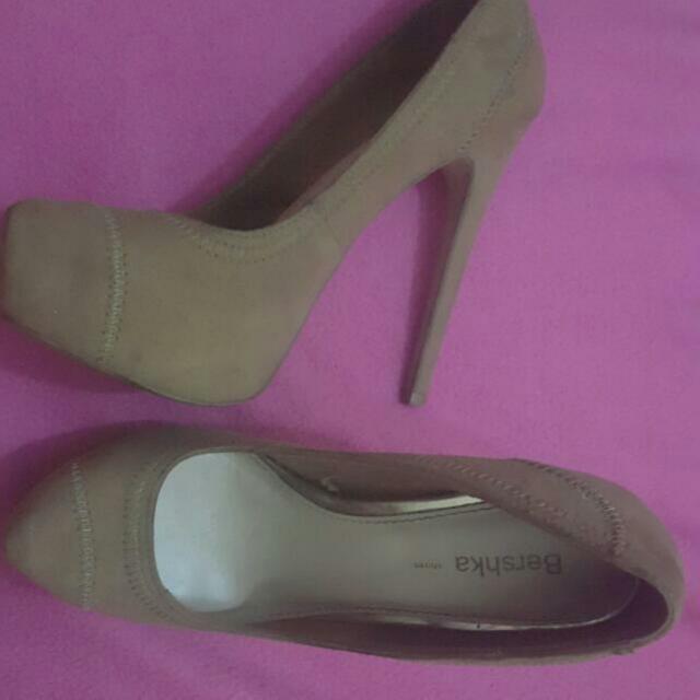 Bershka Heels Size 37