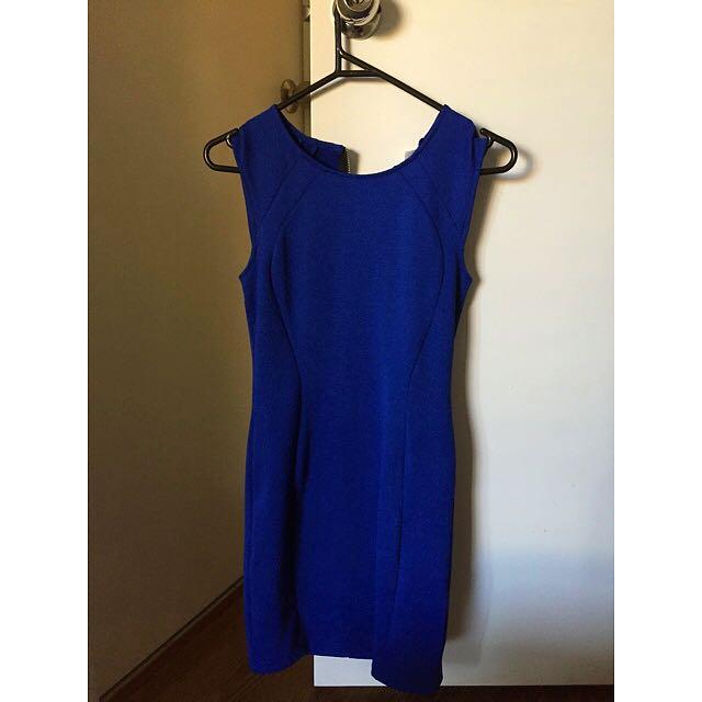 H&M Blue Dress 💙