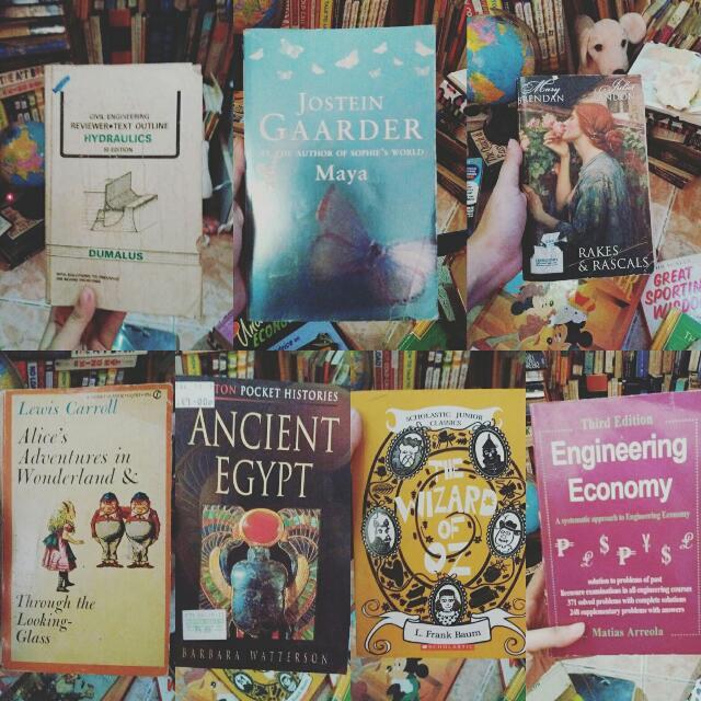 BOOKS!! 📖♥