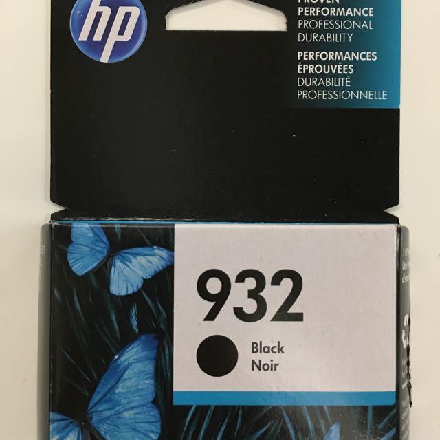 Brand new, in the box HP 932 (CN057AN) OEM Black Ink Cartridge