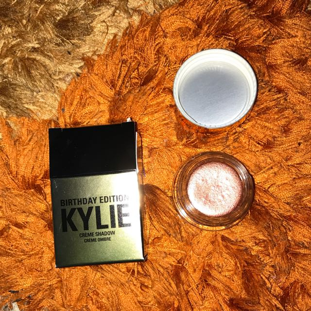 Brand New Limited Edition Kylie Eyeshadow