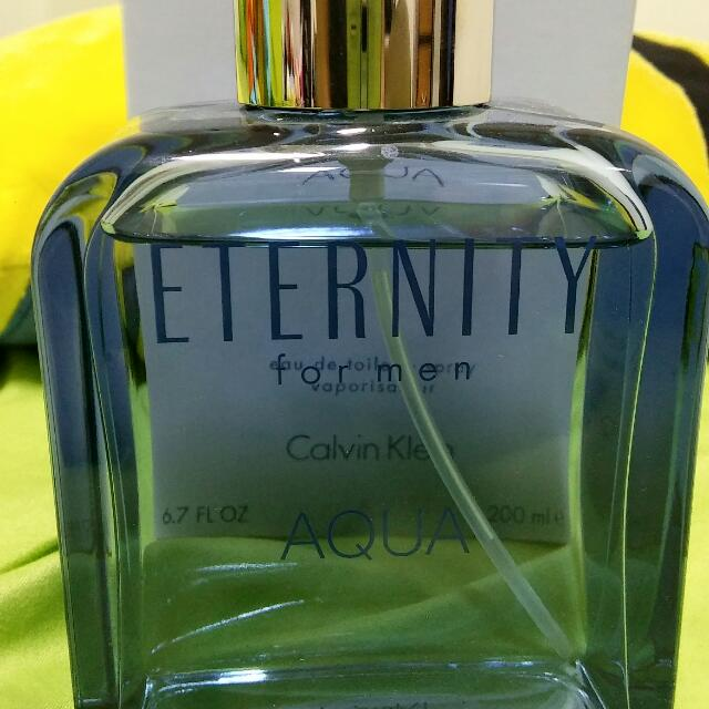 Calvin Klein Eternity Aqua For Men 200ml