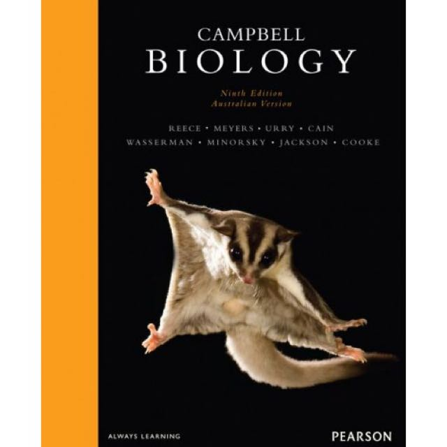 Campbell's biology ninth edition