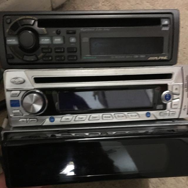 CD Car Decks