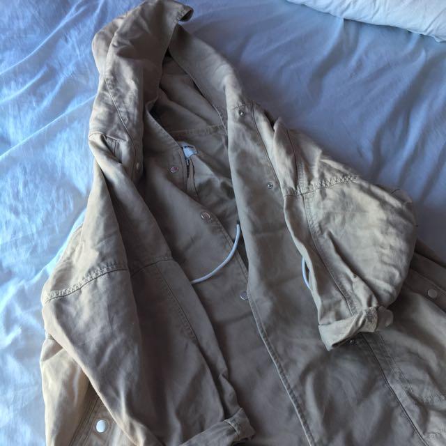 Country Road Beige Jacket