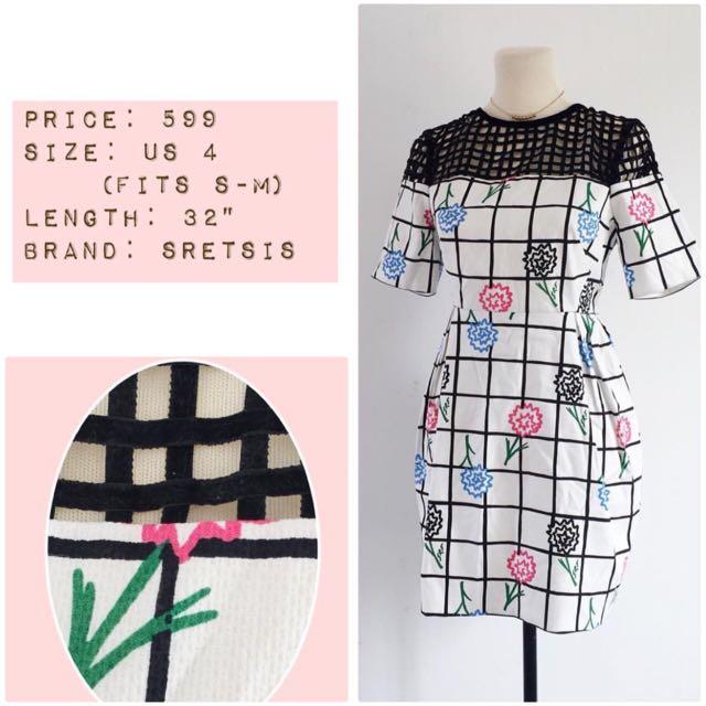 D&G Inspired Dress (repriced)