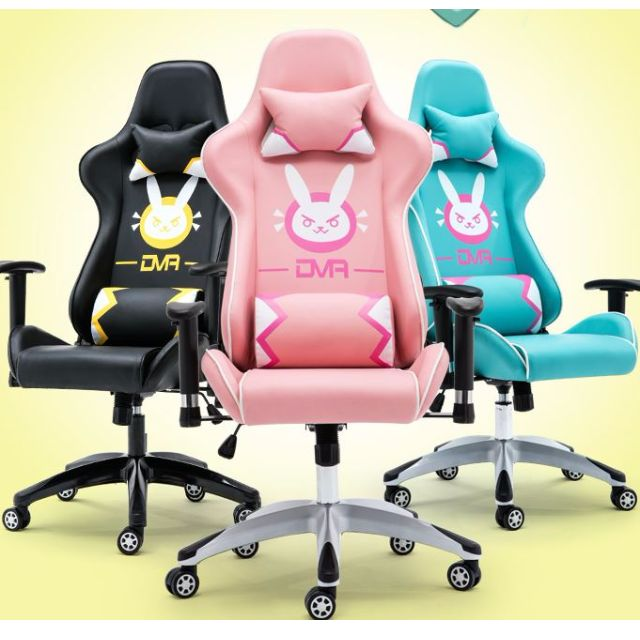 DVA Gaming Chair Overwatch Addorable, Furniture, Tables U0026 Chairs On  Carousell