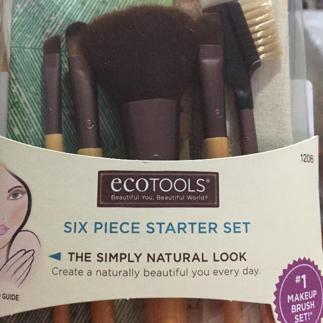 Ecotools 6 pc Starter Set