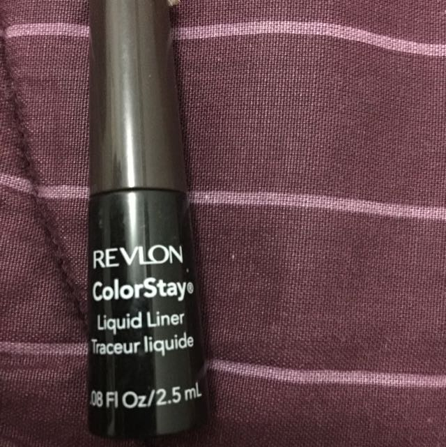 Eyeliner - Revlon Color Stay Liquid Liner