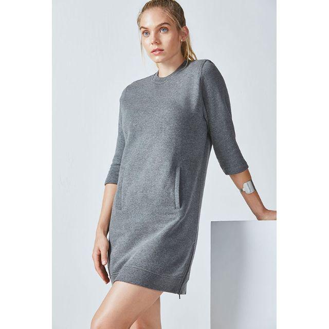 482e101e9b Fabletics Sweater Dress in Heather Grey  Summer40