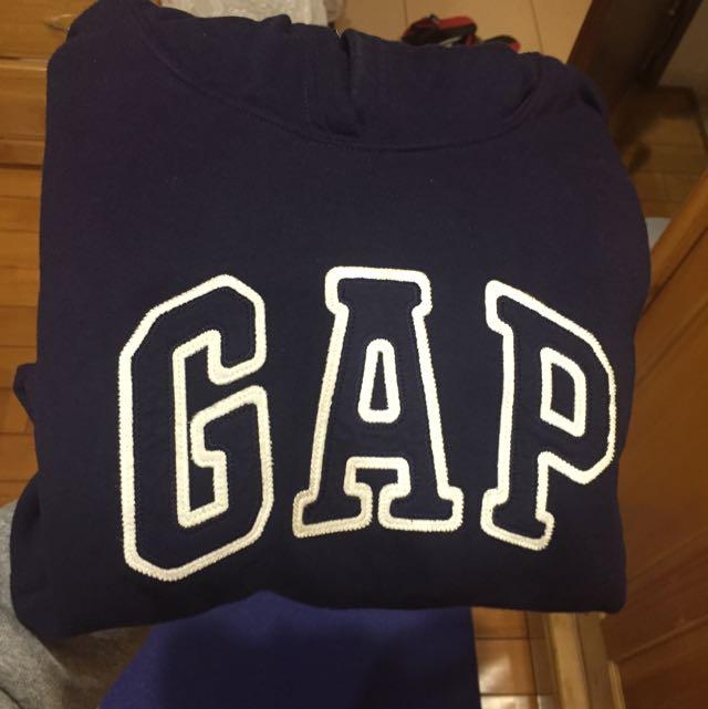 Gap 帽踢 深藍
