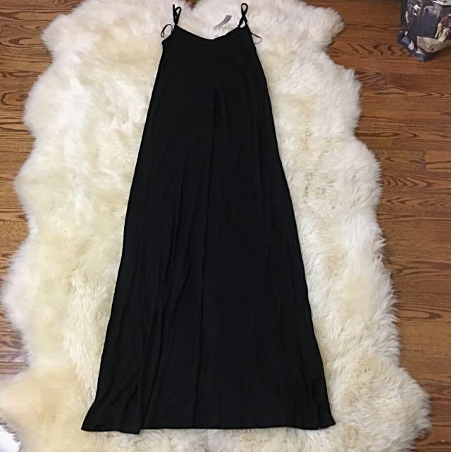 ***REDUCED *****Garage Black Maxi Dress