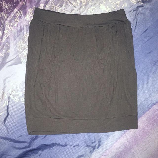 Giordano Gray Skirt