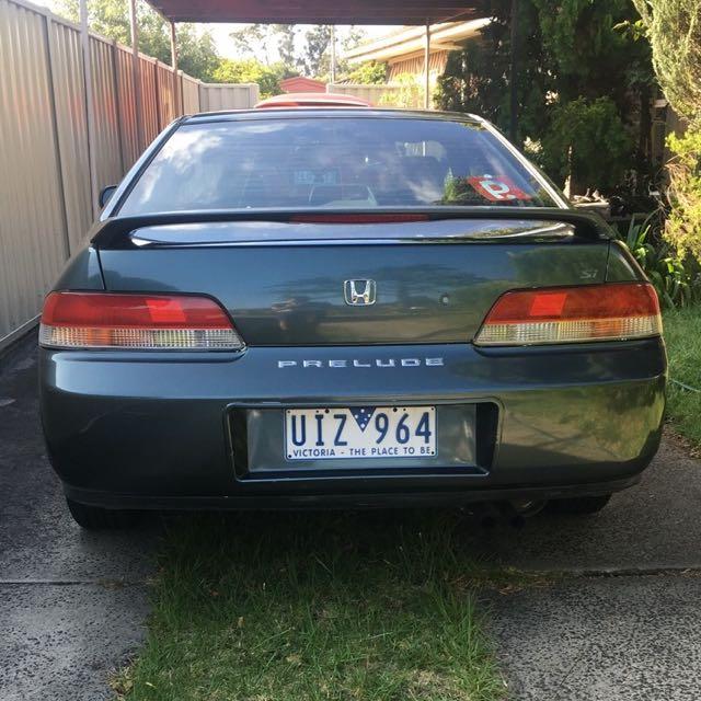 Honda Prelude 1997 Auto