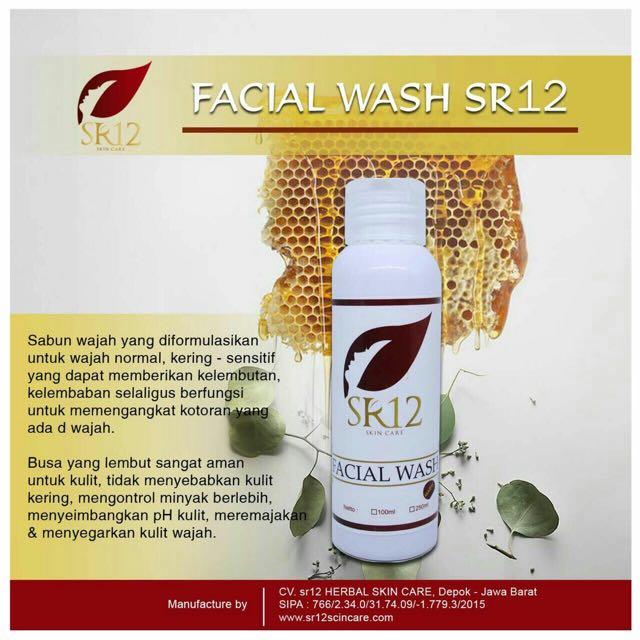 Honey Facial Wash