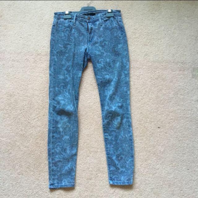 paisley Jeans