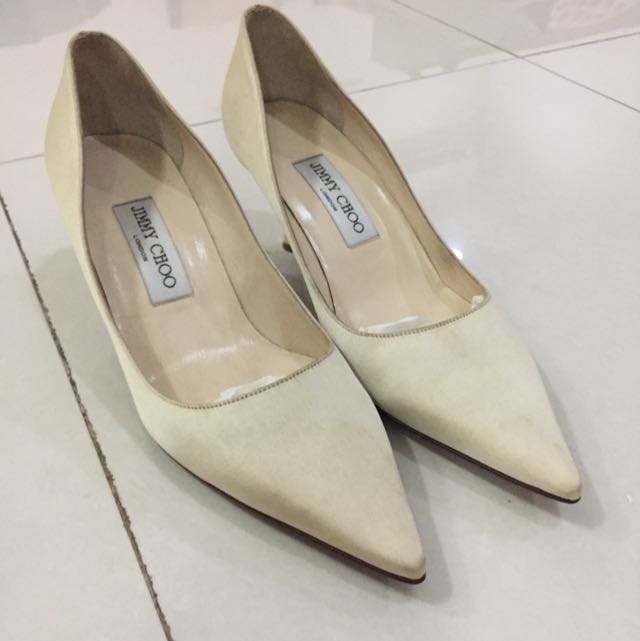 Authentic Jimmy Choo Pointy Heels