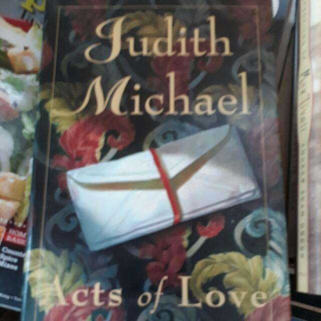 Judith Michael-Acts Of Love