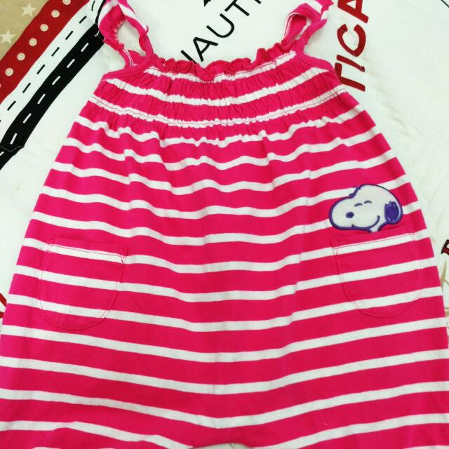 Jumper Snoopy Baby