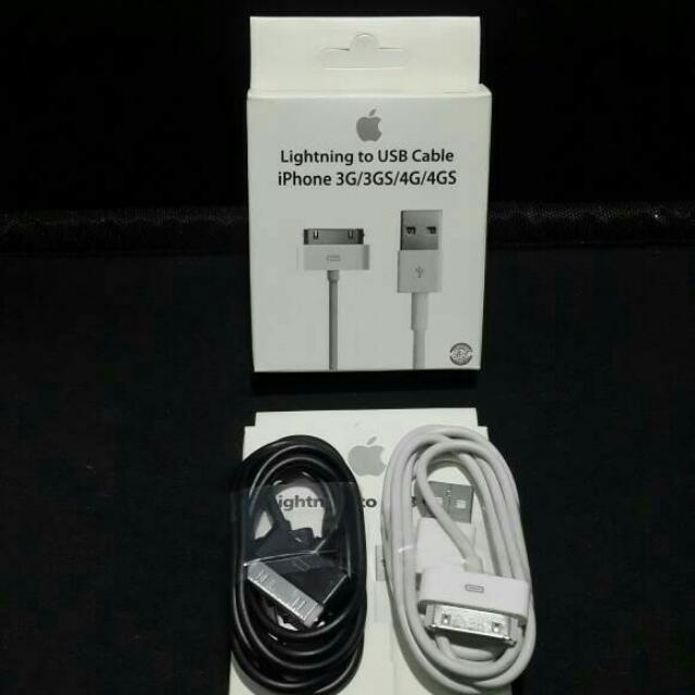 Kabel Data iPhone 4
