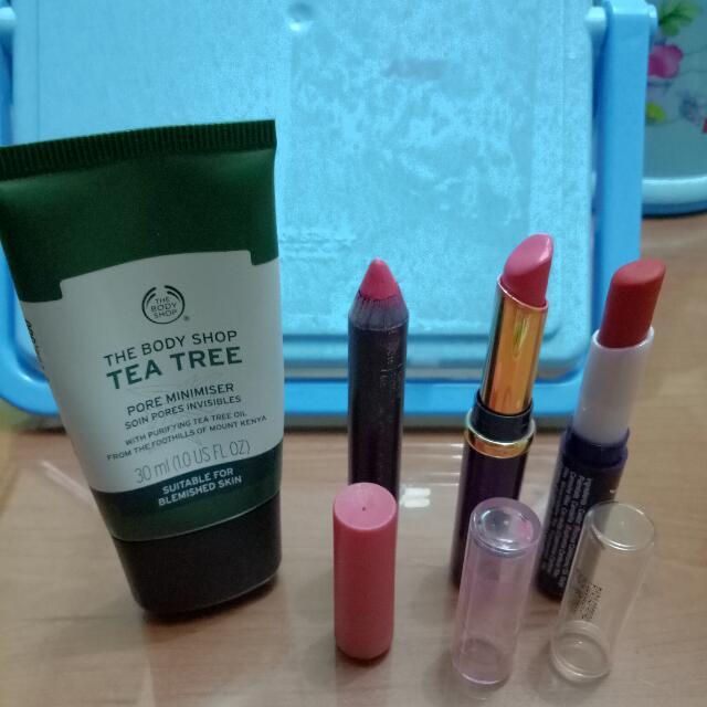 Lipstik & Tea Tree