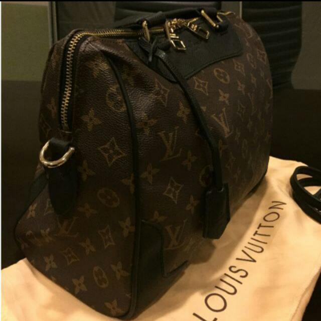 Louis Vuitton Retiro NM Noir