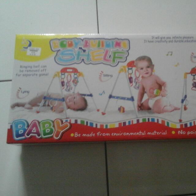 Mainan Baby Gym